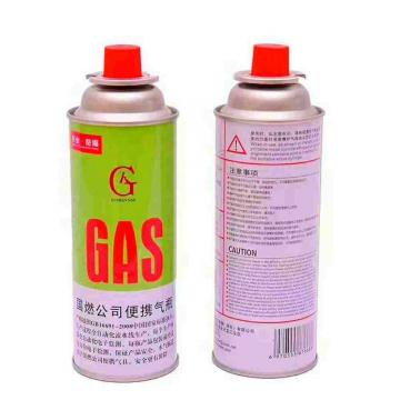 Accessories Hiking Equipment Hot Sale Gas Tin Can Empty Butane Gas Refill Canister