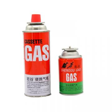 portable butane fuel stove butane gas 220grams