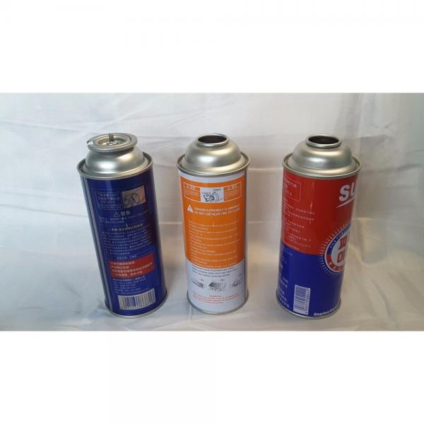 Butane Gas Cartridge 227g for Camping Appliance